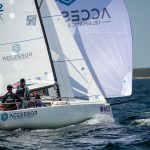 Accessor supports professional Swedish sailing team
